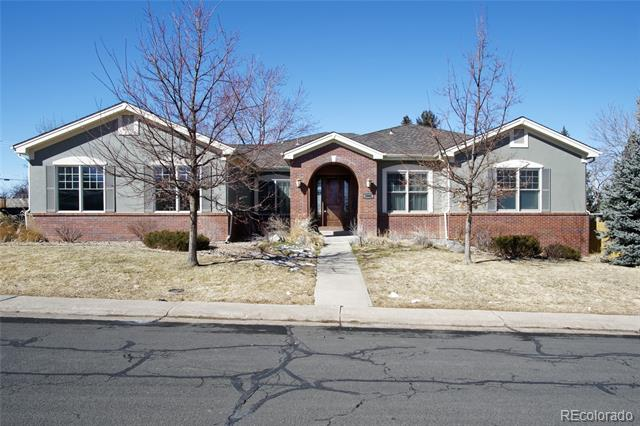 Photo of home for sale at 5999 Clayton Street South, Centennial CO