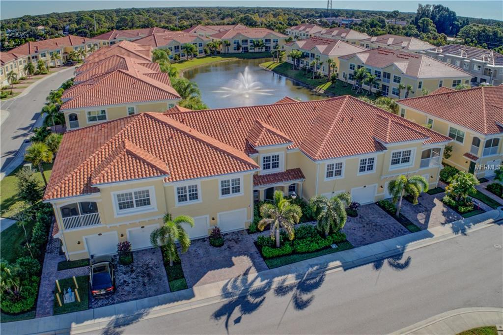 Photo of home for sale at 180 EXPLORER DRIVE, Osprey FL