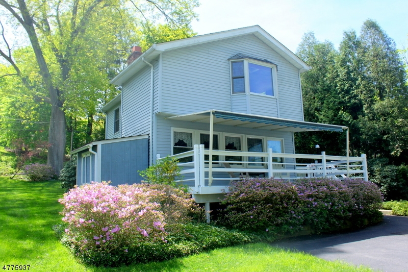 Photo of home for sale at 53 E LAKESIDE DR, Liberty Twp. NJ