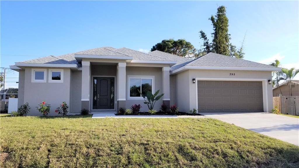 Photo of home for sale at 0 SEMINOLE DRIVE E, Venice FL