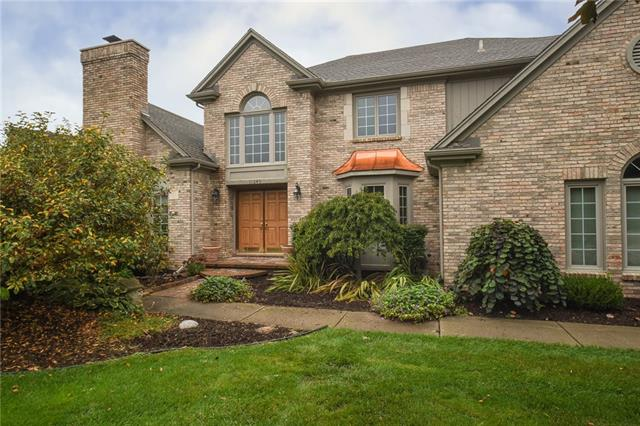 Photo of home for sale at 11645 Deer Creek Circle, Plymouth Township MI