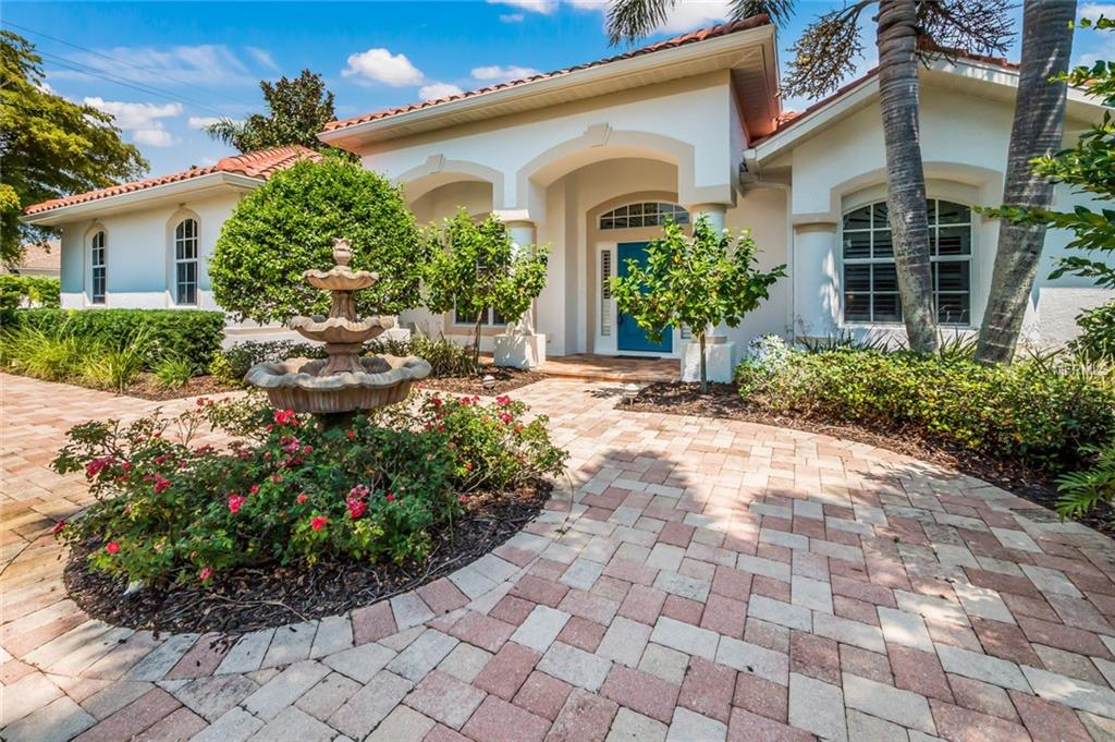 Photo of home for sale at 701 ARMADA ROAD, Venice FL
