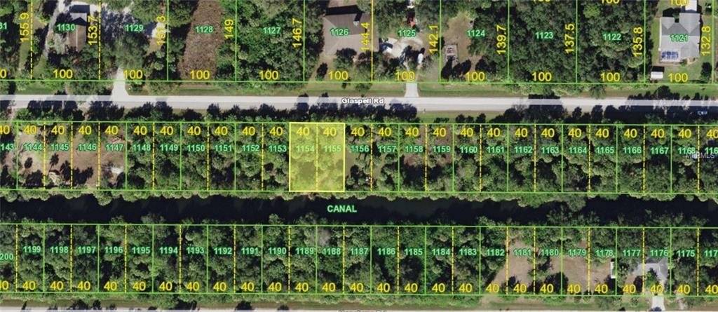 Photo of home for sale at 26079 GLASPELL ROAD, Punta Gorda FL