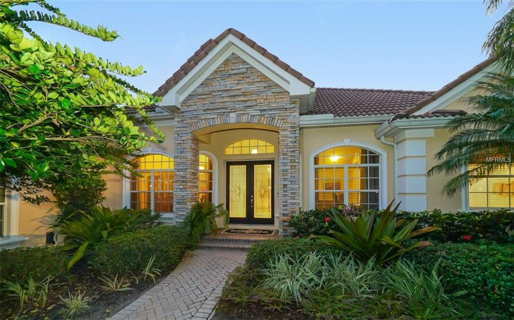 Photo of home for sale at 7636 HARRINGTON LANE, Bradenton FL