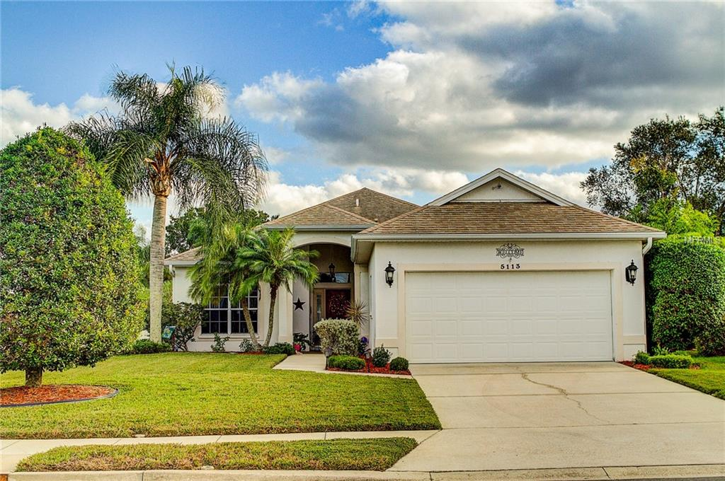 Photo of home for sale at 5113 73RD STREET, Bradenton FL