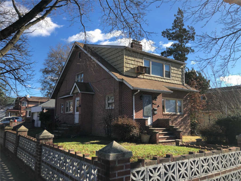 Photo of home for sale at 75-03 164th St, Fresh Meadows NY