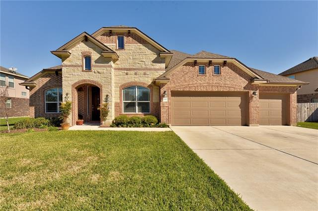 Photo of home for sale at 1102 Enclave WAY, Hutto TX
