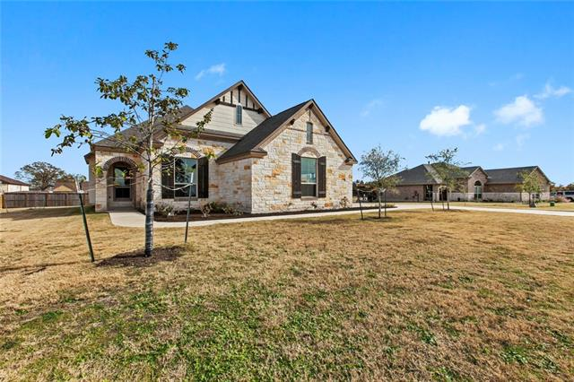 Photo of home for sale at 127 Lightfoot TRL, Bastrop TX