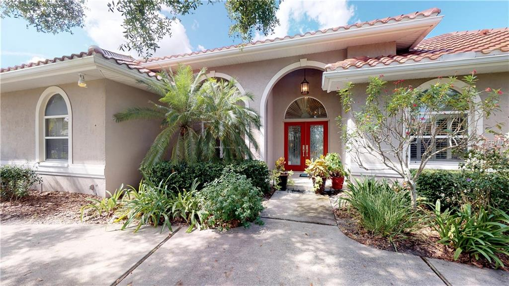 Photo of home for sale at 7724 ALISTER MACKENZIE DRIVE, Sarasota FL