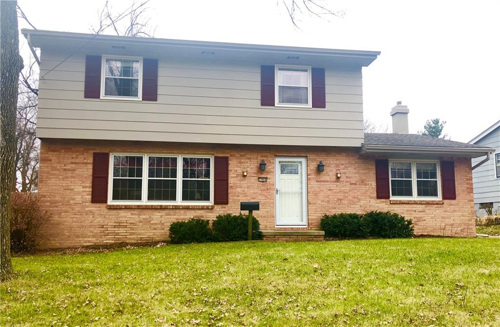 Photo of home for sale at 7806 Dellwood Drive, Urbandale IA