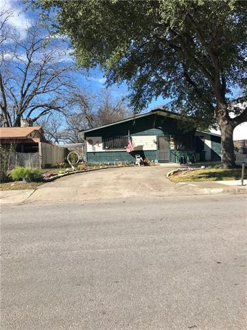 Photo of home for sale at 1128 Spur ST, Austin TX