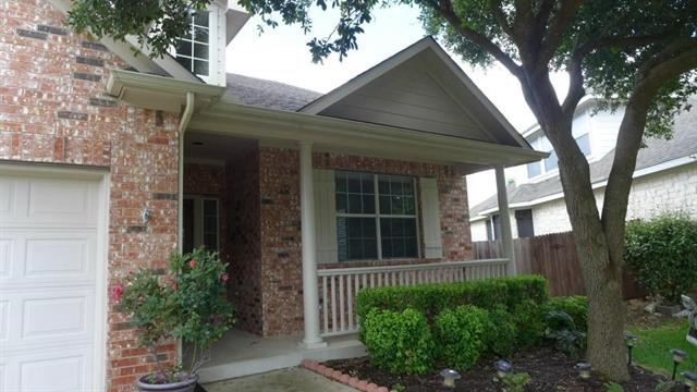 Photo of home for sale at 13504 Lathe CV, Austin TX