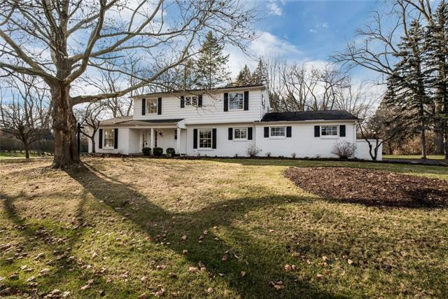 Photo of home for sale at 2265 Hunt Club Drive, Bloomfield Hills MI