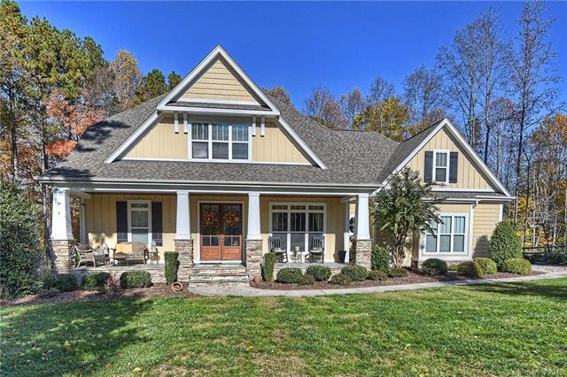 Photo of home for sale at 130 W Cold Hollow Farms Drive, Mooresville NC