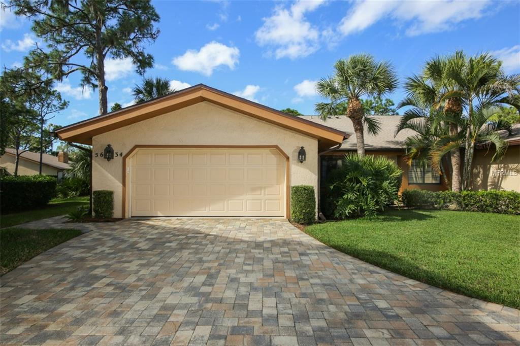 Photo of home for sale at 5634 PIPERS WAITE, Sarasota FL