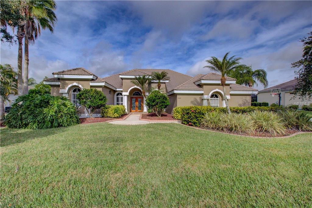 Photo of home for sale at 7502 PINE VALLEY STREET, Bradenton FL