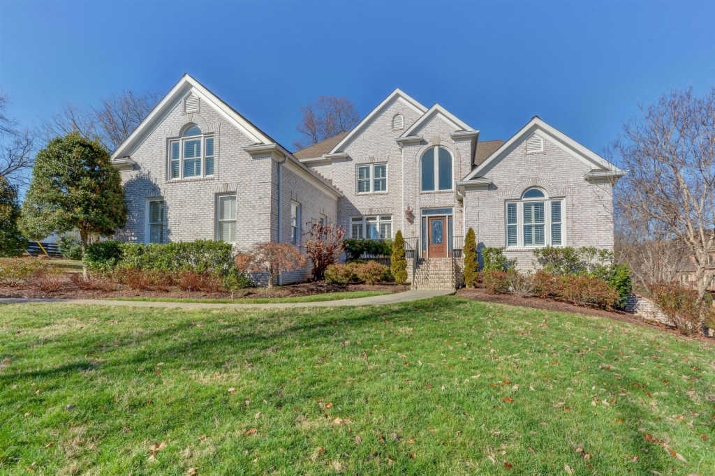 Photo of home for sale at 9600 Brunswick Dr, Brentwood TN