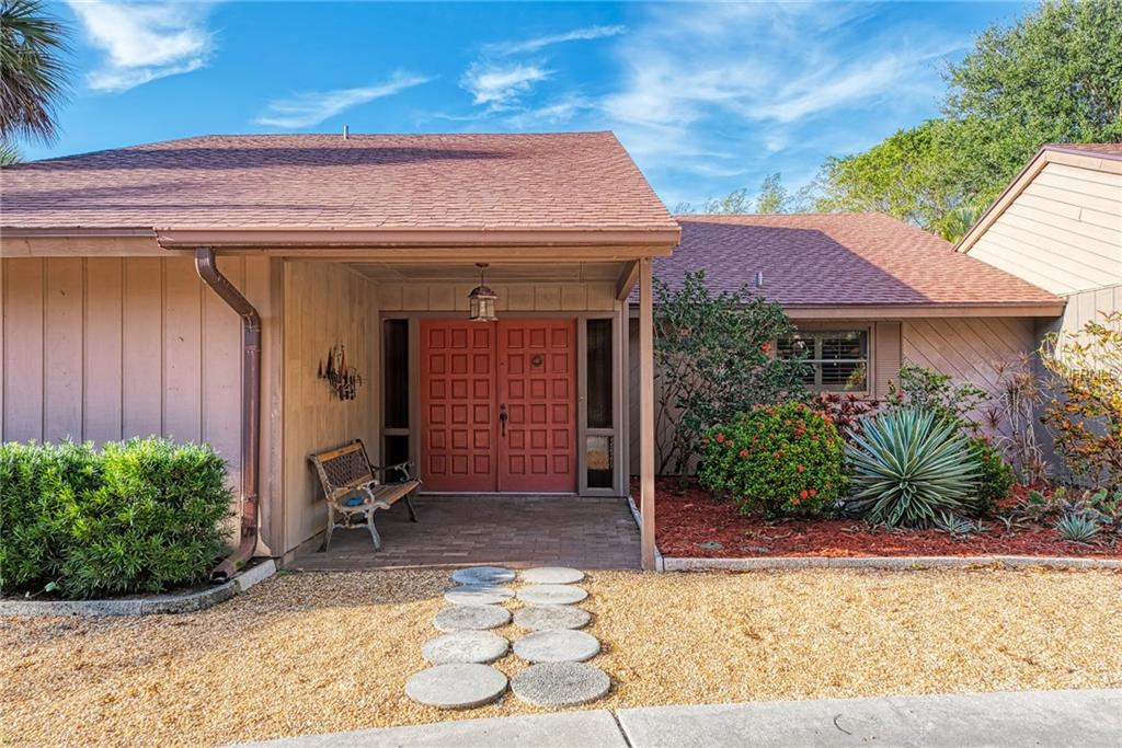 Photo of home for sale at 695 TROPICAL CIRCLE, Sarasota FL