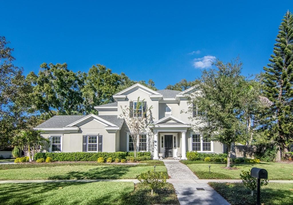 Photo of home for sale at 3131 KENSINGTON AVENUE W, Tampa FL