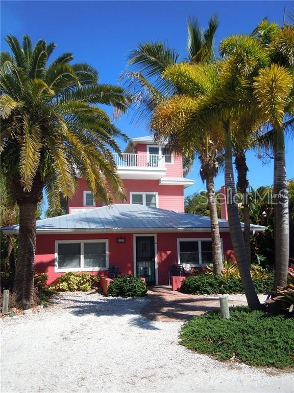 Photo of home for sale at 114 ELM AVENUE, Anna Maria FL