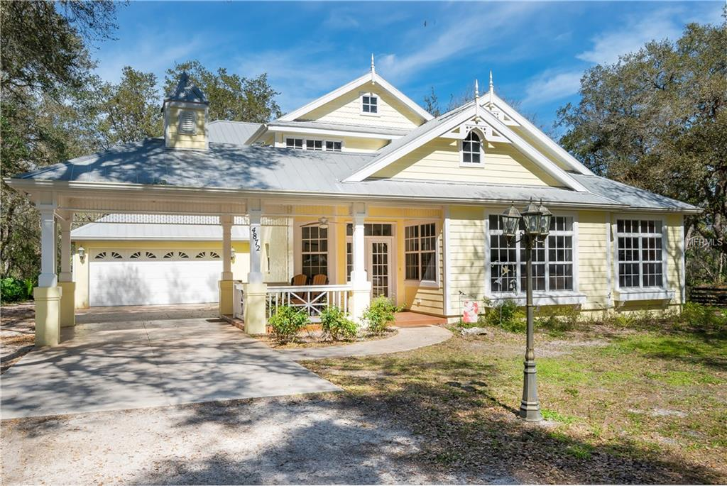 Photo of home for sale at 4872 OLD RANCH ROAD, Sarasota FL
