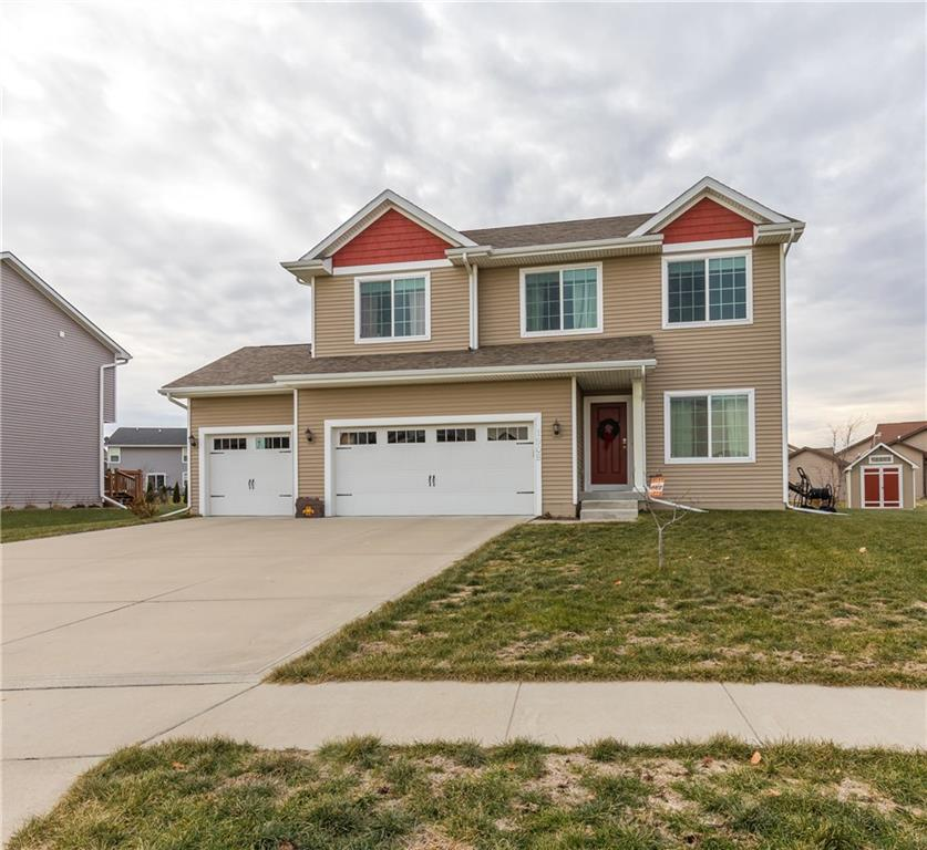 Photo of home for sale at 1908 Norton Court NW, Grimes IA