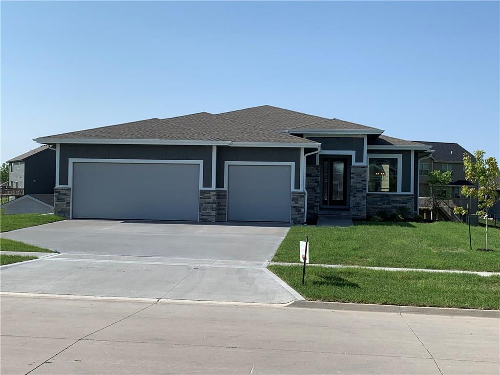 Photo of home for sale at 1504 Lyndale Drive, Polk City IA