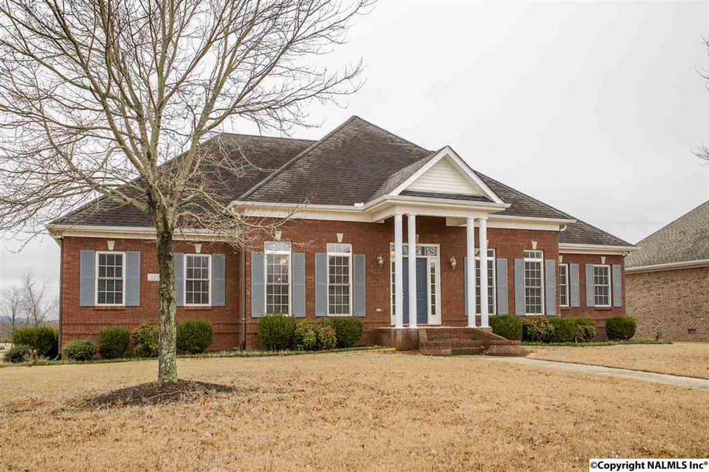 Photo of home for sale at 112 The Bend Drive, Madison AL