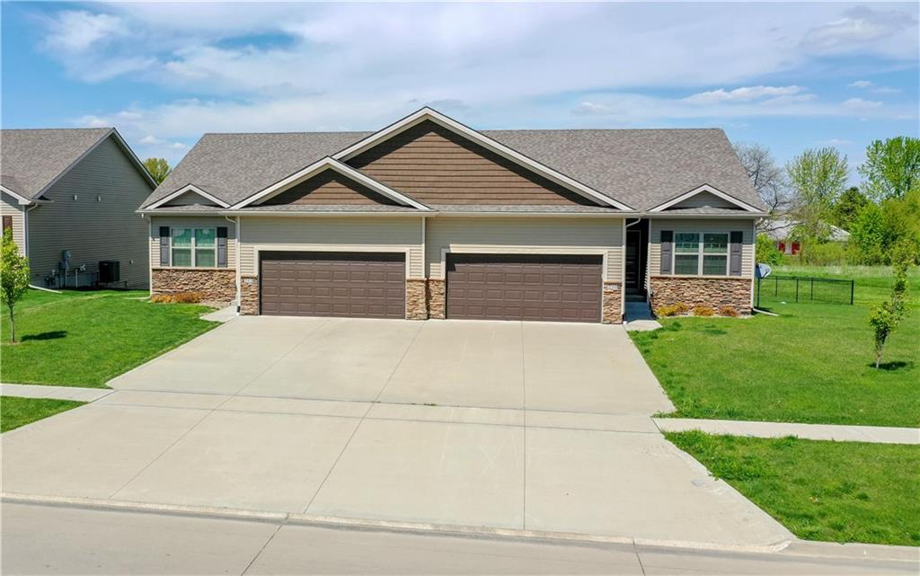 Photo of home for sale at 210 Autumn Crest Drive NW, Ankeny IA