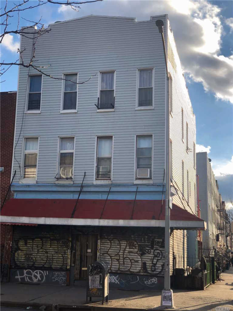 Photo of home for sale at 70 Wilson Ave, Brooklyn NY