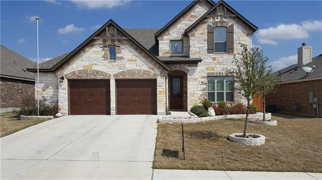 Photo of home for sale at 5687 Corsica LOOP, Round Rock TX