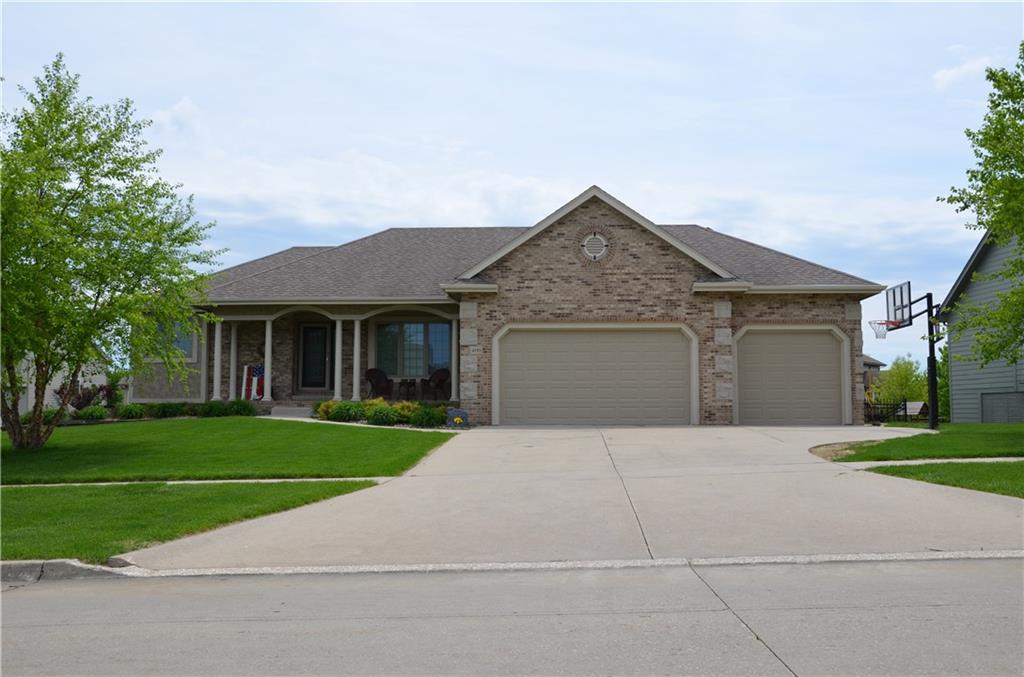 Photo of home for sale at 409 Georgetown Boulevard NE, Ankeny IA