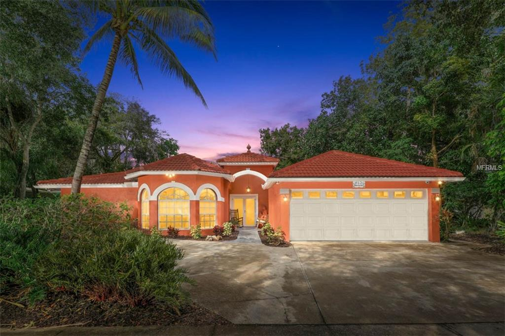 Photo of home for sale at 915 INDIAN BEACH DRIVE, Sarasota FL