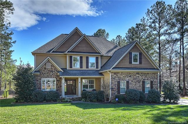 Photo of home for sale at 353 Bayberry Creek Circle, Mooresville NC