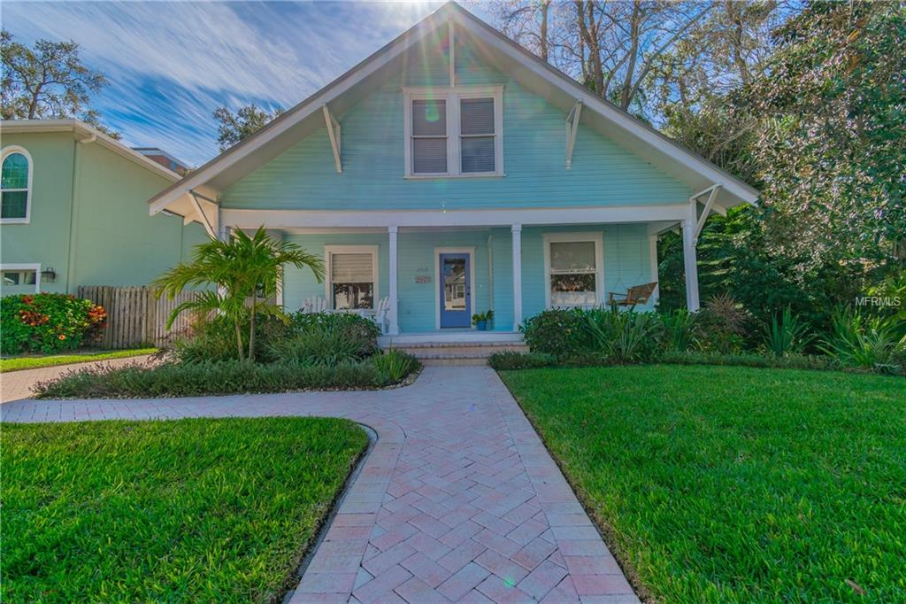 Photo of home for sale at 2908 BAY VISTA AVENUE W, Tampa FL