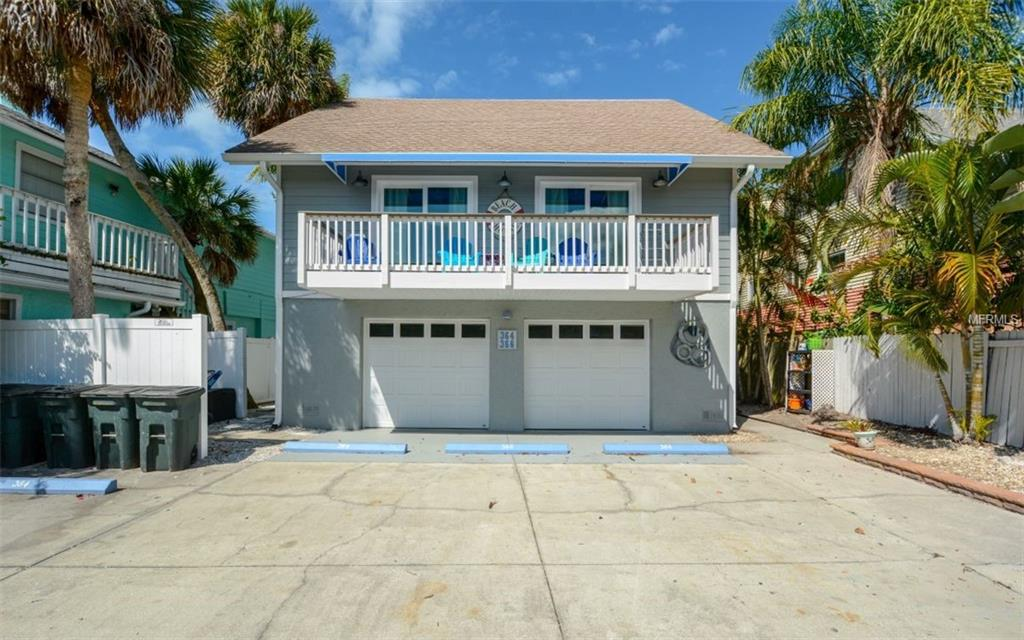 Photo of home for sale at 364 CANAL ROAD E, Sarasota FL