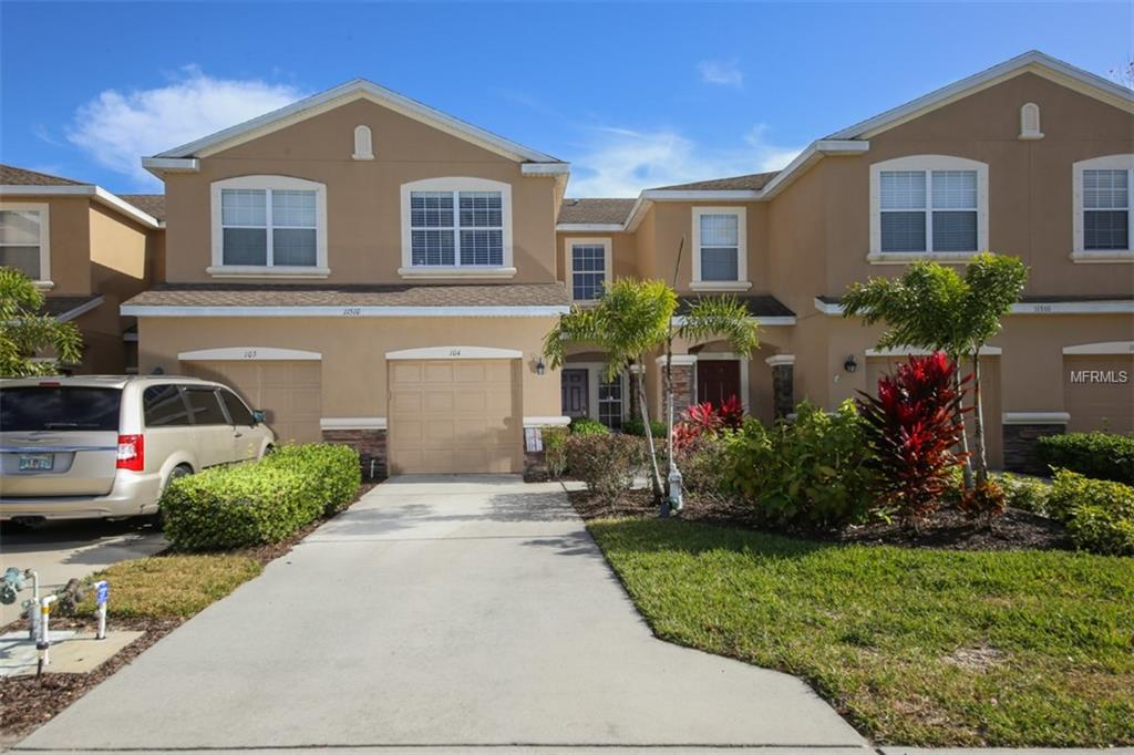 Photo of home for sale at 11510 84TH STREET CIRCLE, Parrish FL