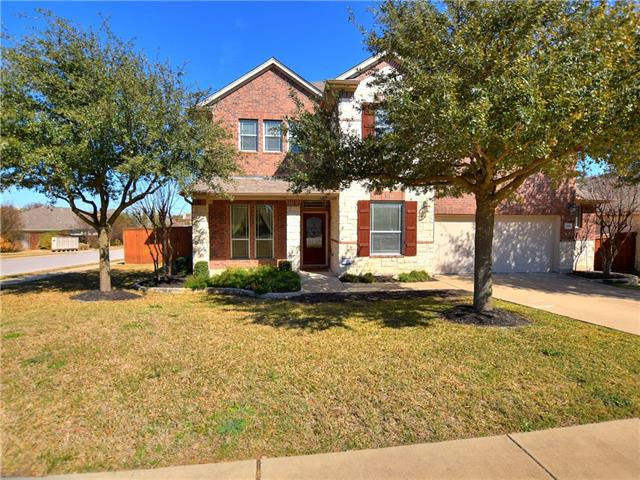 Photo of home for sale at 1614 Greenside DR, Round Rock TX