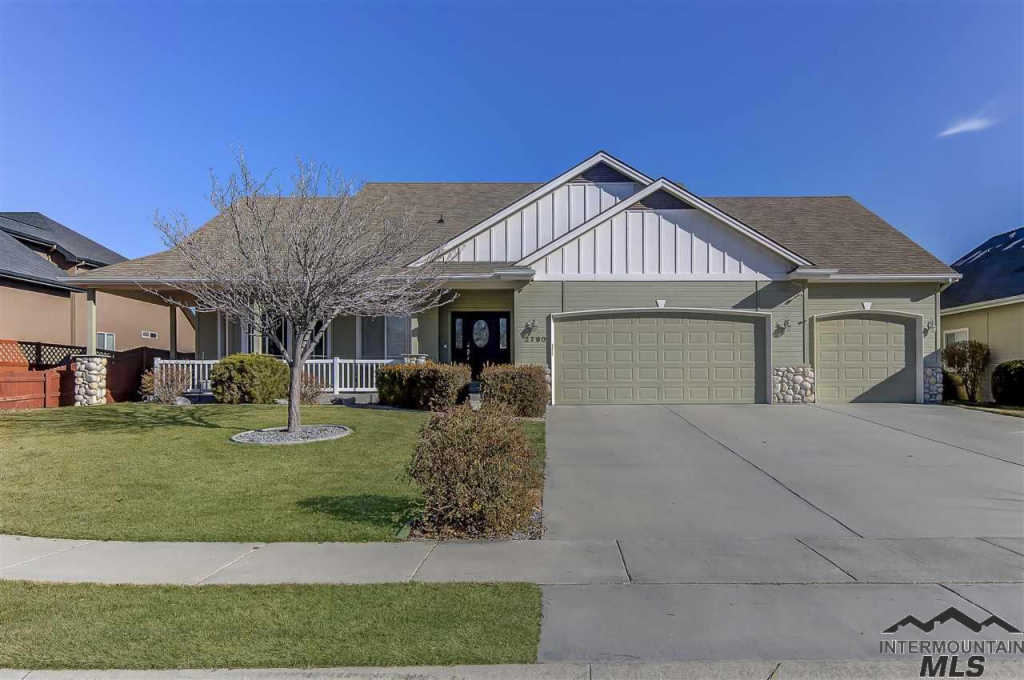 Photo of home for sale at 2790 Goshen Way S, Boise ID