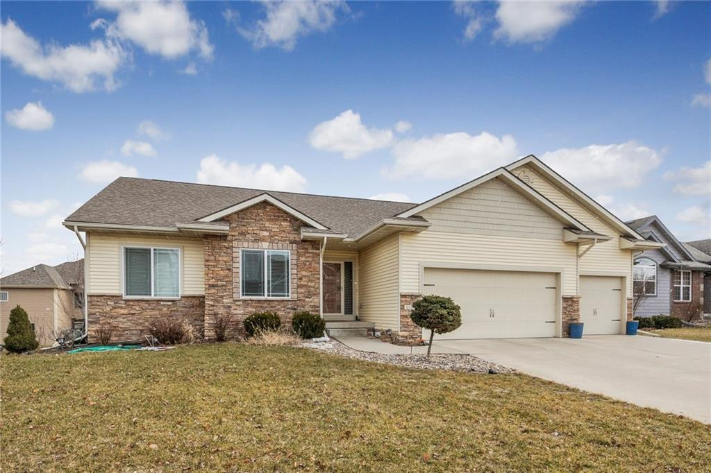 Photo of home for sale at 3207 146th Street, Urbandale IA
