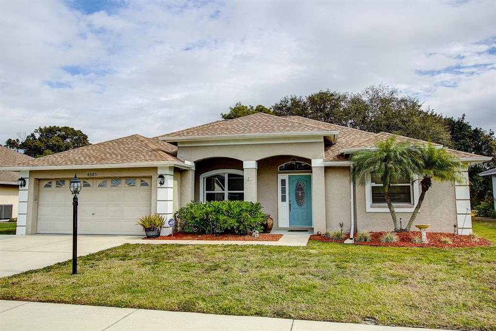 Photo of home for sale at 4885 POST POINTE DRIVE, Sarasota FL