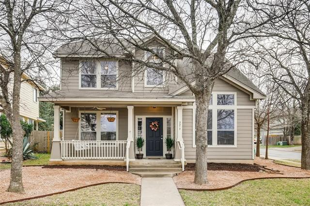 Photo of home for sale at 2217 Hazen LN, Austin TX