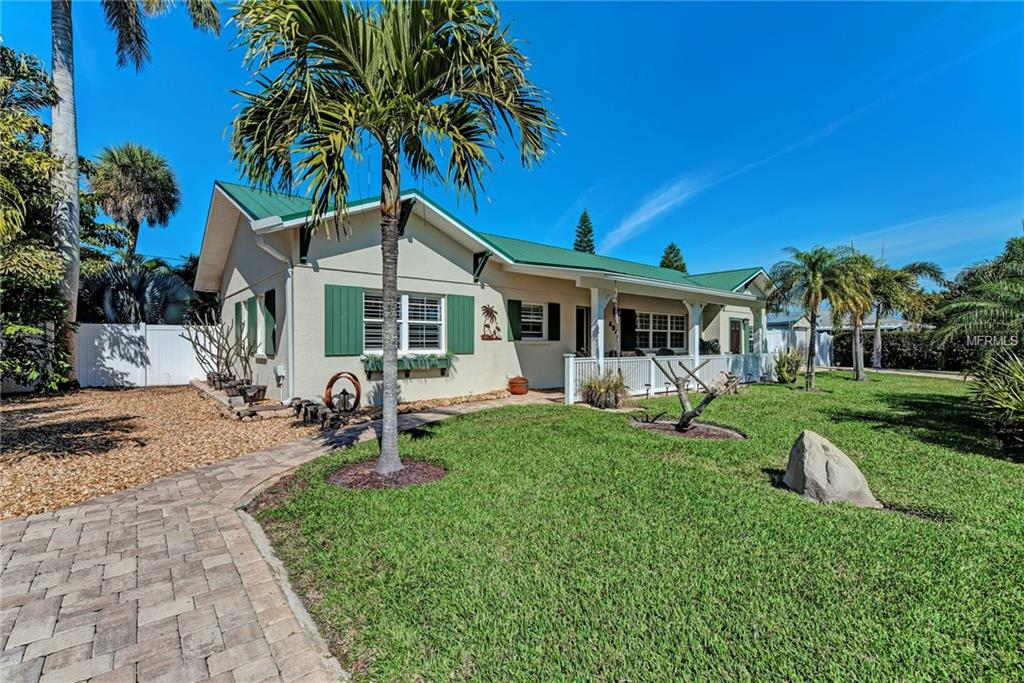 Photo of home for sale at 404 74TH STREET, Holmes Beach FL