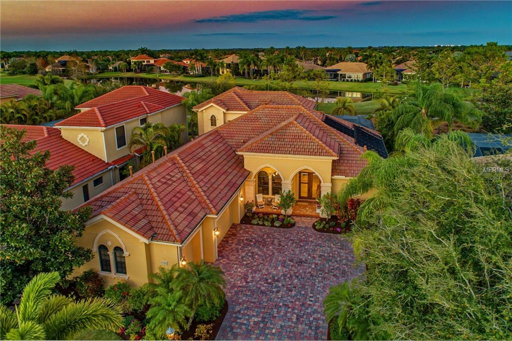 Photo of home for sale at 7029 BRIER CREEK COURT, Lakewood Ranch FL