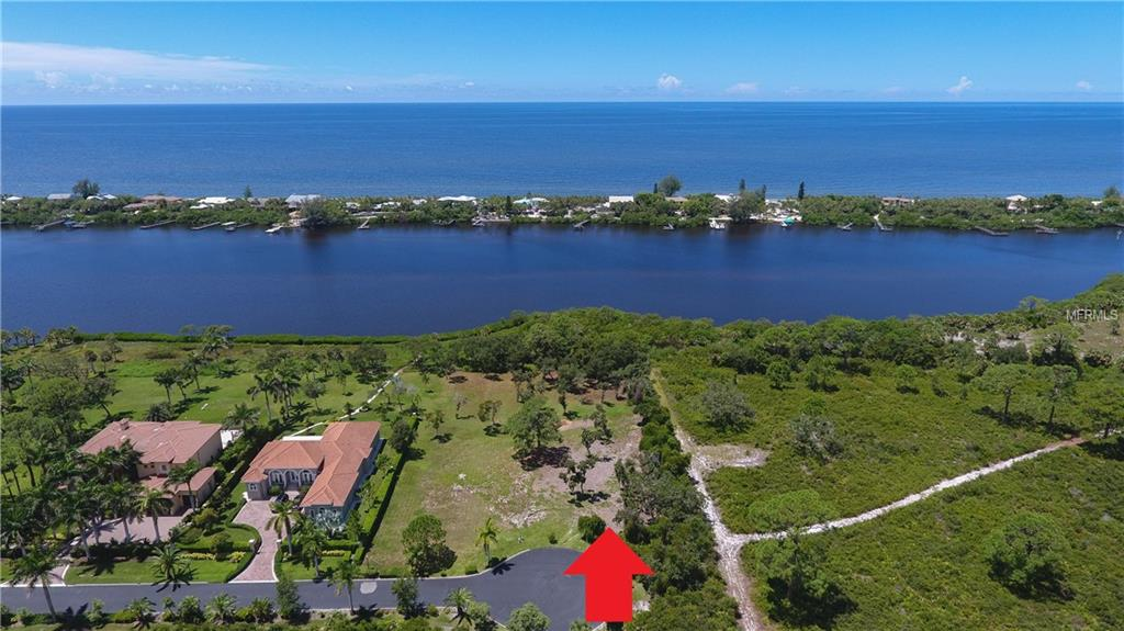 Photo of home for sale at 5800 JAMILA RIVER DRIVE, Venice FL