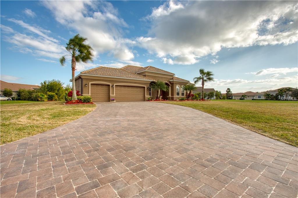 Photo of home for sale at 14708 7TH AVENUE, Bradenton FL