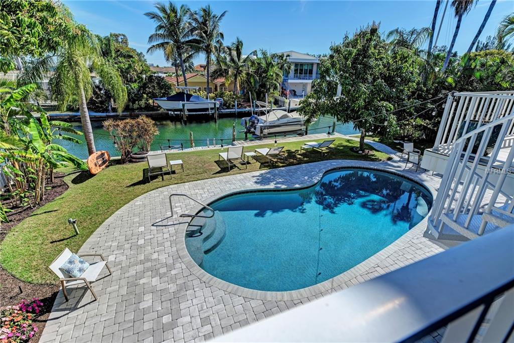 Photo of home for sale at 614 NORTON STREET, Longboat Key FL