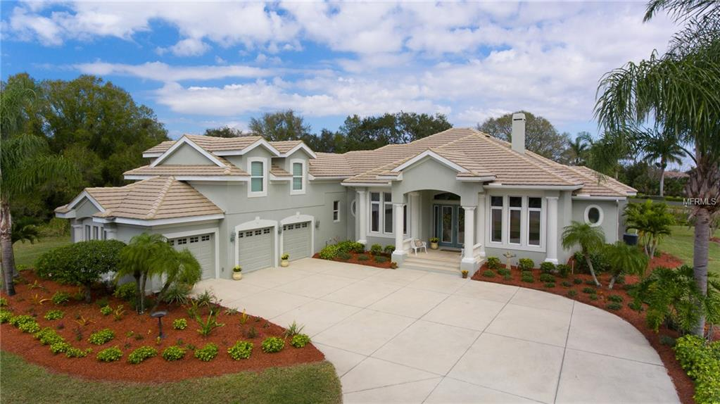 Photo of home for sale at 6107 8TH AVENUE DRIVE, Bradenton FL