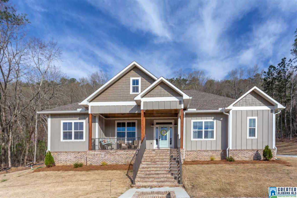 Photo of home for sale at 135 Christy Ln, Oneonta AL