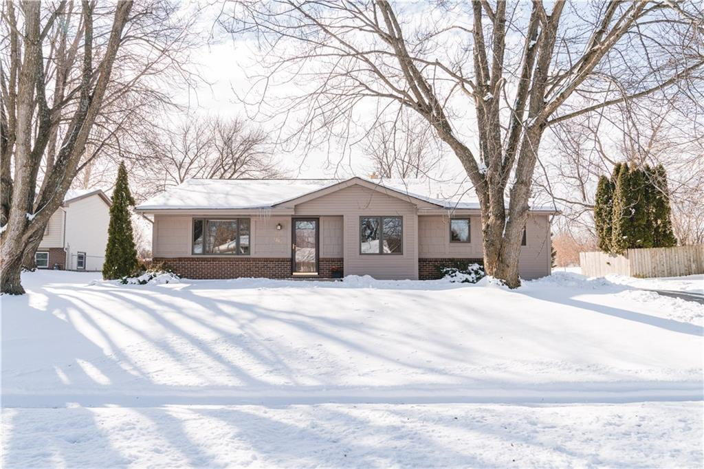 Photo of home for sale at 1204 Bel Aire Road, Polk City IA